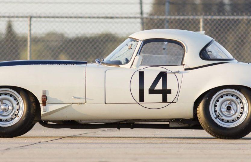 Убийца GTO - Jaguar Lightweight