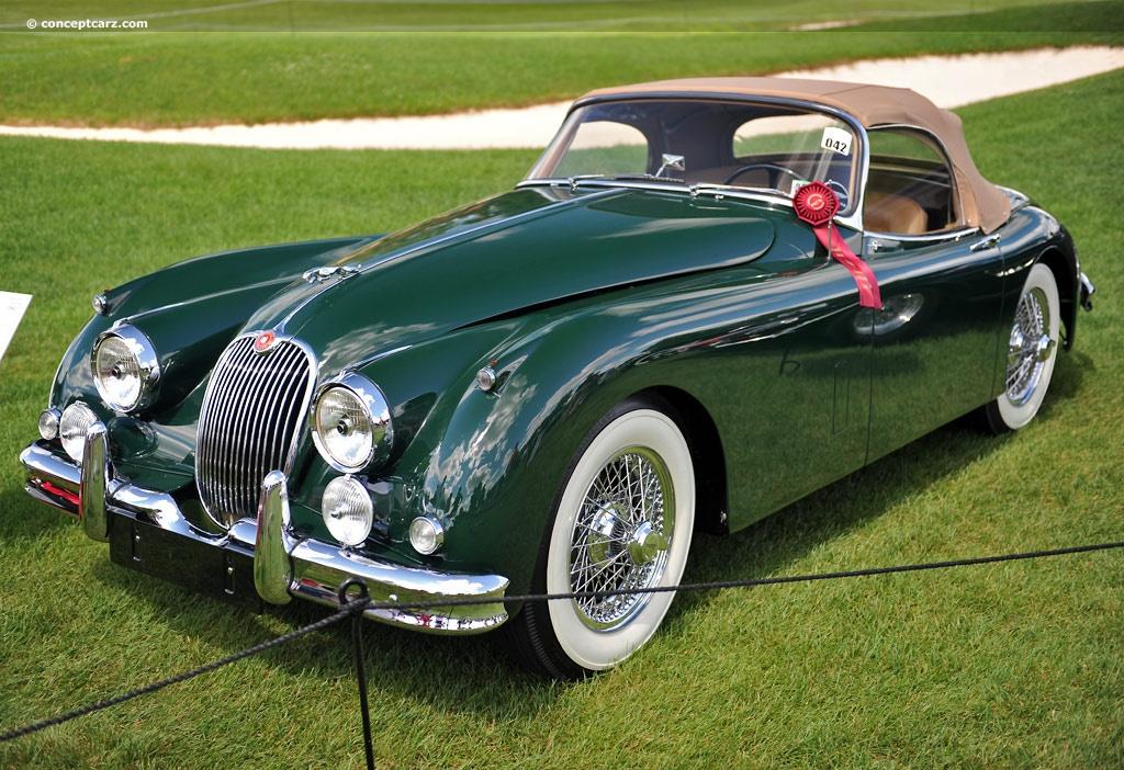 Jaguar XK150S