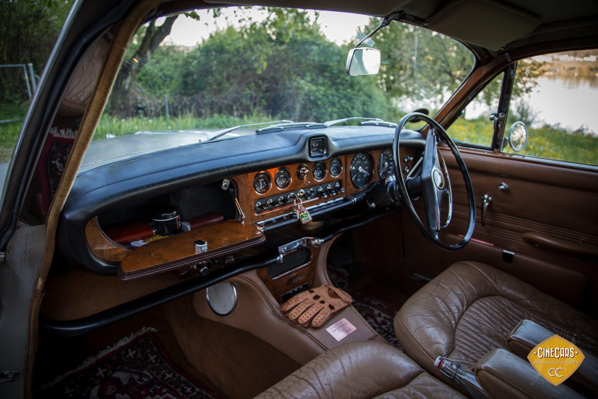 Салон Jaguar 420