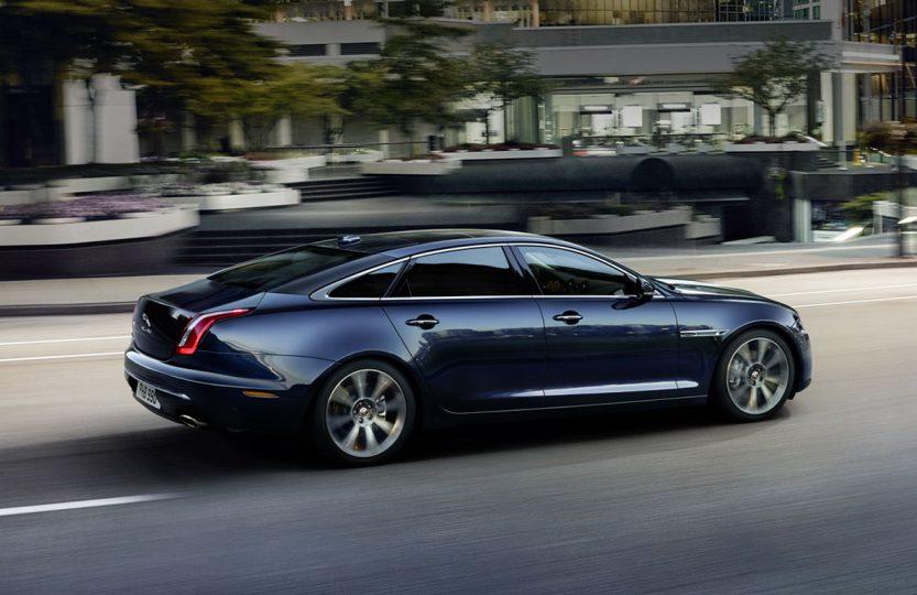Jaguar для enfant terrible британской короны