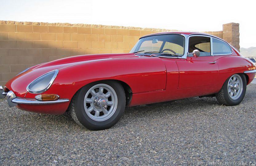 Пять советов тем, кто собирается купить Jaguar E-Type