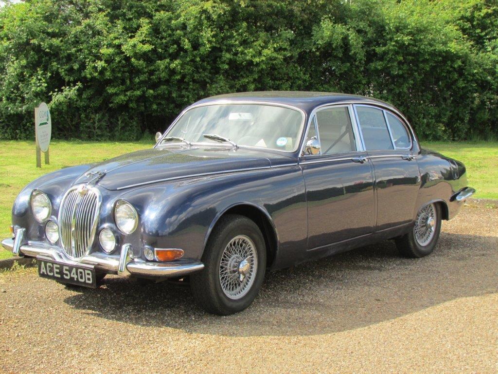 Jaguar S-Type 1964 года