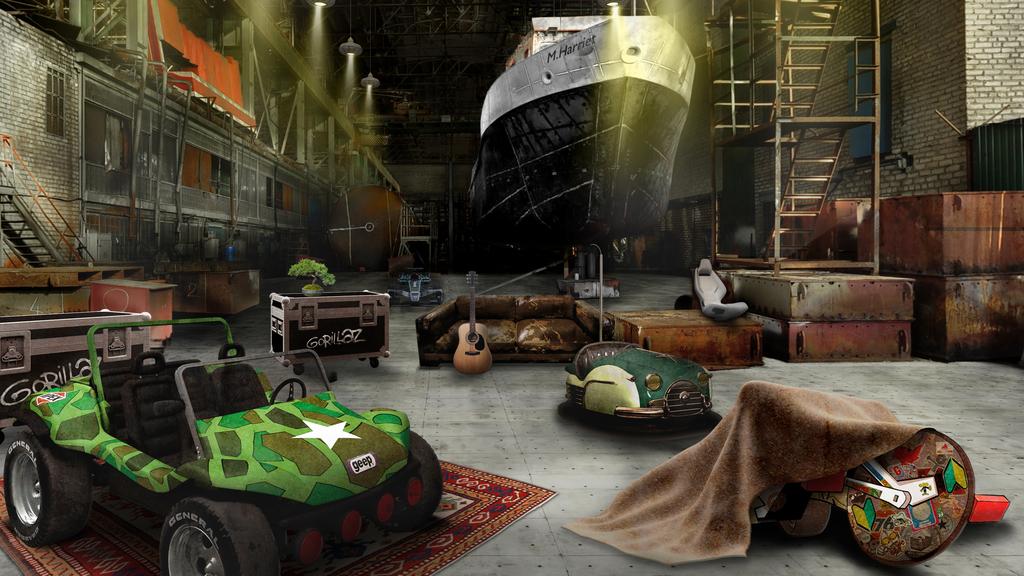 Jaguar и виртуальная реальность