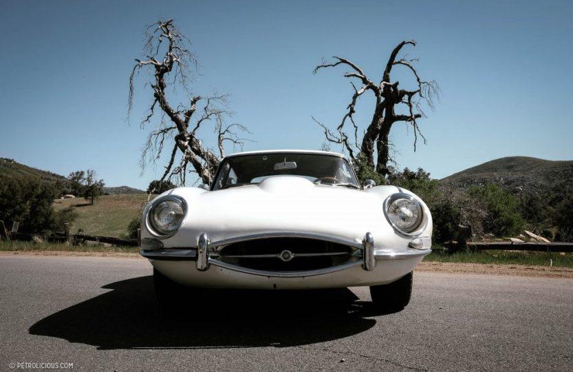 Семейная реликвия - Jaguar E-Type