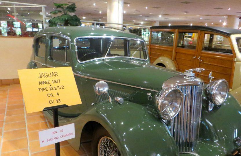 Jaguar Grimaldi Museum