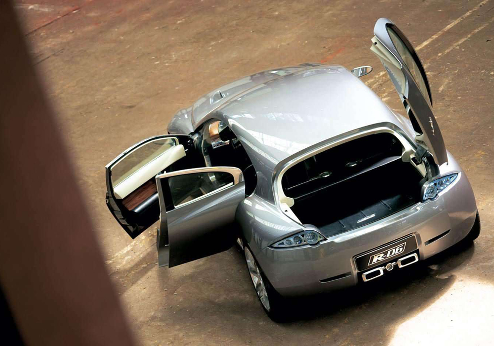 Jaguar RD6 хетчбэк
