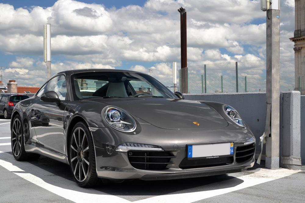 Porsche Carrera спорткар