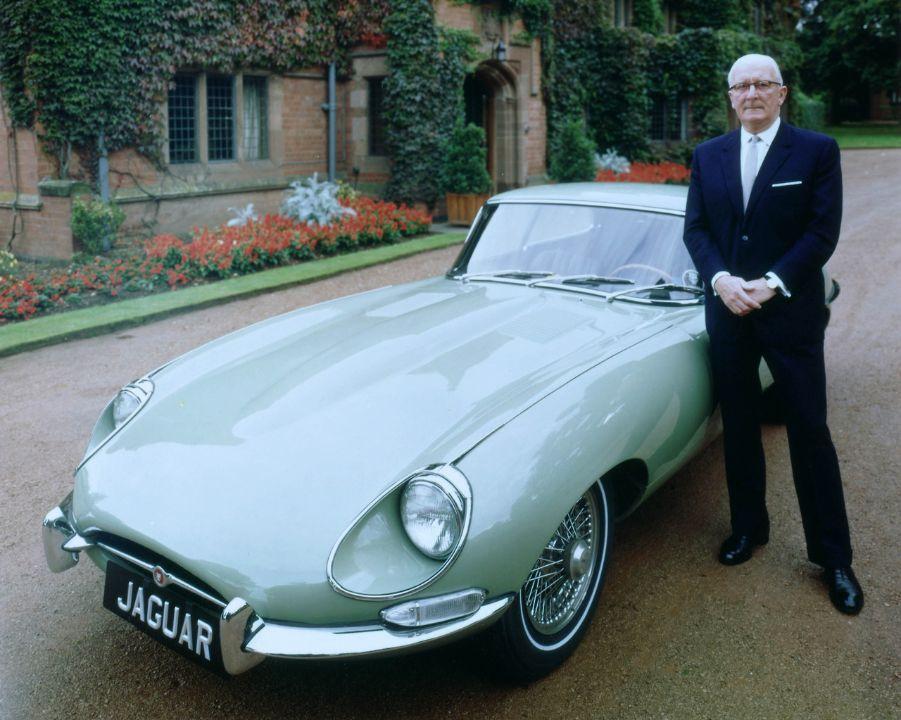 William Lyons и Jaguar