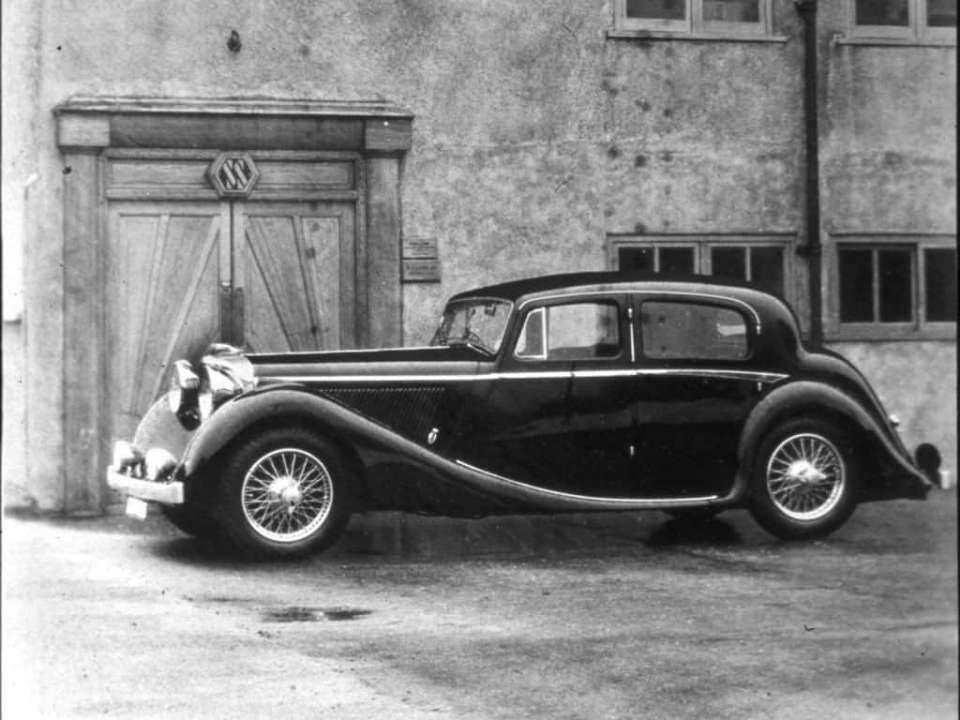 SS Jaguar 1.5 / 2.5 / 3.5 litre Saloon