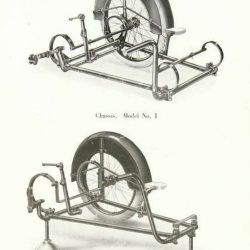 Swallow Sidecar шасси 1 и 2