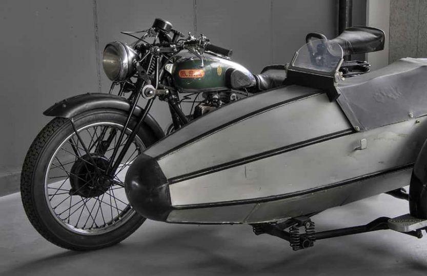 Swallow Sidecar model 1
