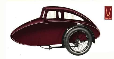 Swallow Sidecar model 15 Ranelagh Saloon
