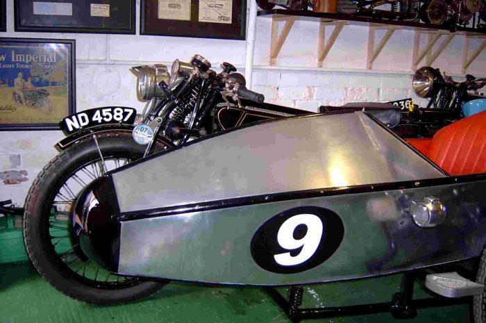 Swallow Sidecar model 2