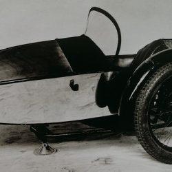 Swallow Sidecar model 2a Lighweight Standard