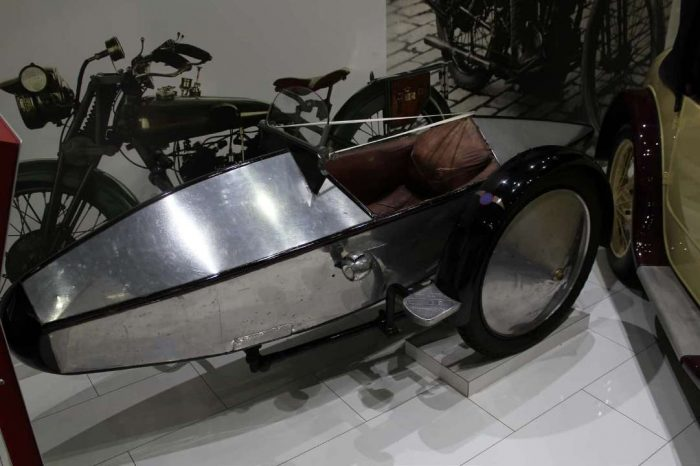 Swallow Sidecar model 4