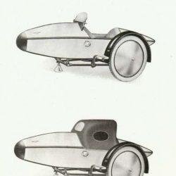Описание Swallow Sidecar model 4 Super Sports De-Luxe