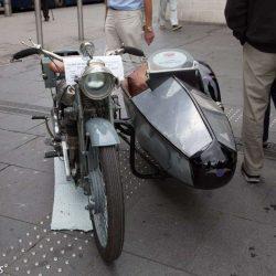 Фотография Swallow Sidecar model 4