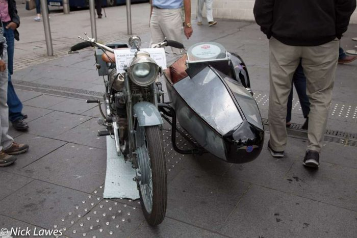 Фотография Swallow Sidecar model 4