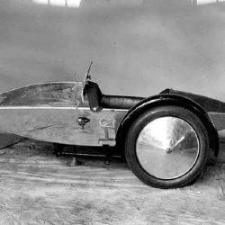 Swallow Sidecar model 4 Super Sports De-Luxe