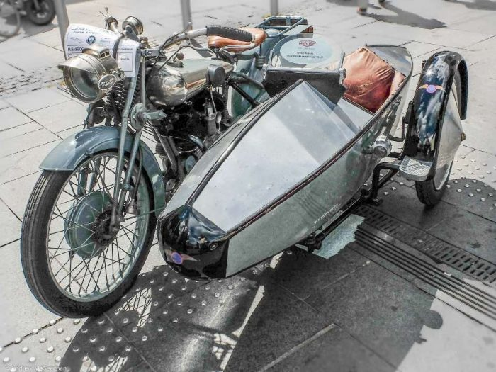 Swallow Sidecar model 4 Super Sports