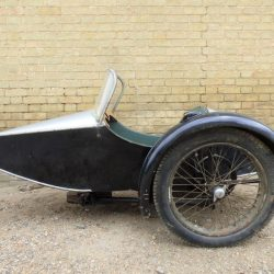 Swallow Sidecar model 7a Syston Sports