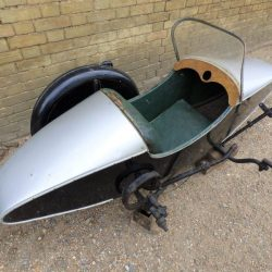 Swallow Sidecar модель 7a Syston Sports