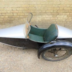 Коляска Swallow Sidecar model 7a Syston Sports
