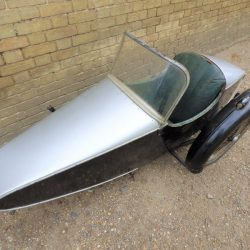 Swallow Sidecar 7a Syston Sports