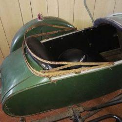 Swallow Sidecar model 8
