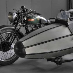 Swallow Sidecar model II Lightweight