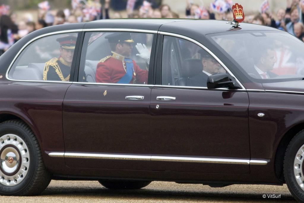 Бентли королевы Елизаветы II