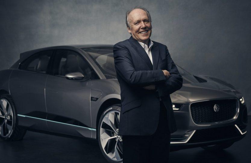 Ian Callum Директор по дизайну Jaguar