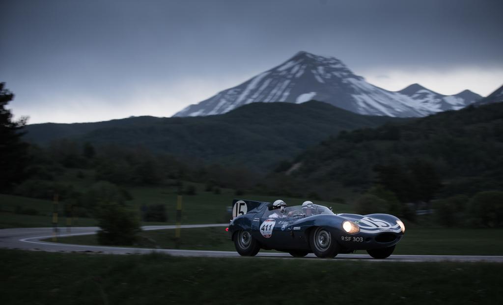 Jaguar Heritage Italy 2015