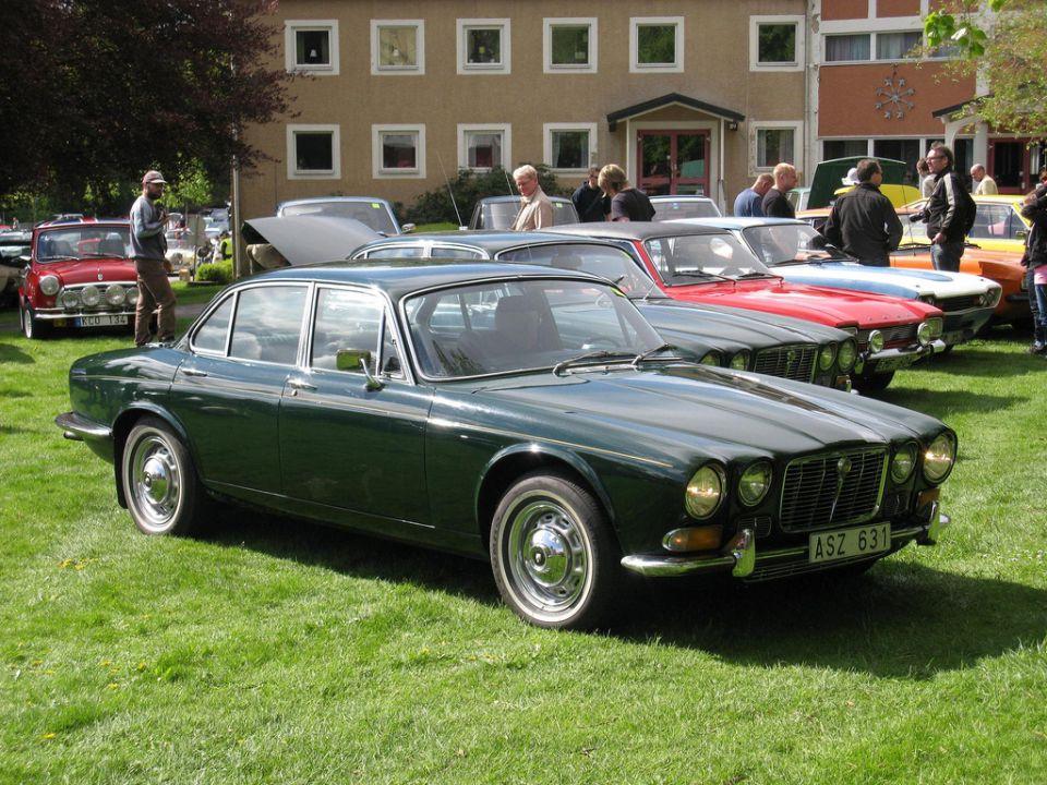 Jaguar xj6 серия 1