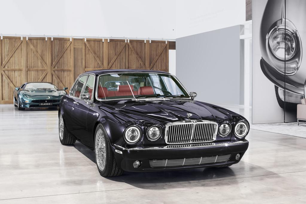 Jaguar XJ6 Технический центр
