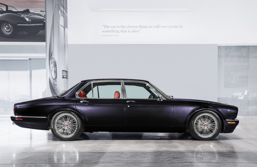 Jaguar XJ6 для Нико Макбрейна