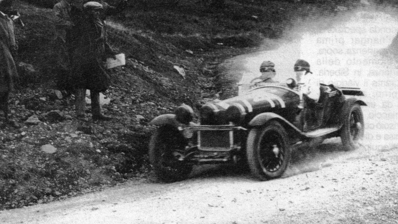 Mille Miglia 1927