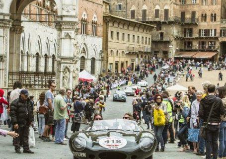 Jaguar Mille Miglia 2015 год