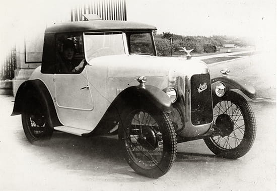 Austin 7 Swallow Coupe