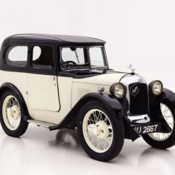 Austin 7 Swallow Saloon