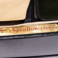 Austin 7 Swallow Sports Two Seater Emblem