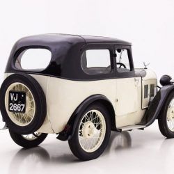 Austin Seven Swallow Sports Saloon