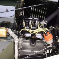 Austin Seven Swallow Sports Two Seater engine