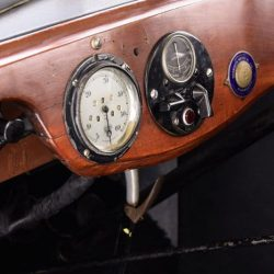 Austin Swallow Sports Saloon dashboard