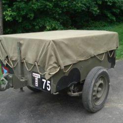 British Airborne Trailer No 1 Mk 2