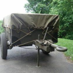 UK Airborne Trailer No 1 Mk 2