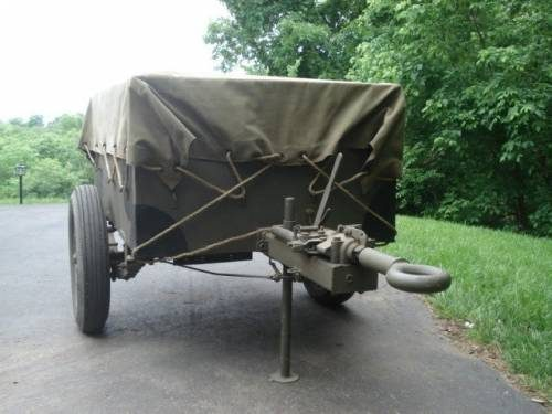 UK Airborne Trailer No 1 Mk 2