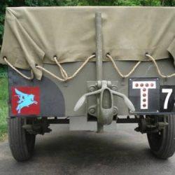 British Airborne Trailer Mark 2