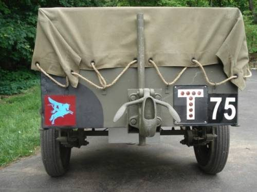 British Airborne Trailer Mark 2
