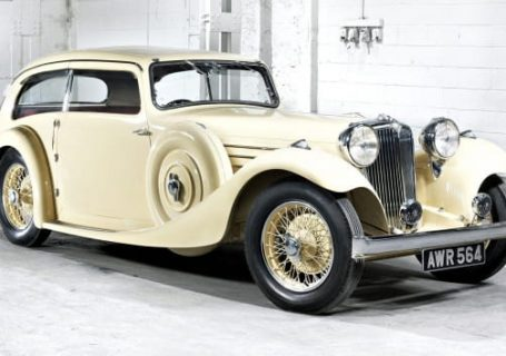 SS 1 Airline Coupe